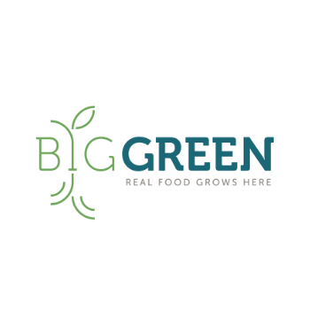 Big Green   Kimbal Musk's farm to table program for schools to train students about growing food, nutrition and health.
