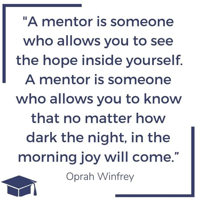 As you consider what impact you'd like to make in 2019, consider volunteering to be a mentor with Project One. Details via the link in our bio. - - #posfpowerofone #scholarships #CLTnonprofits #CMSschools #motivation #inspiration #persistence #highered #quotes #dreambig #mentorship