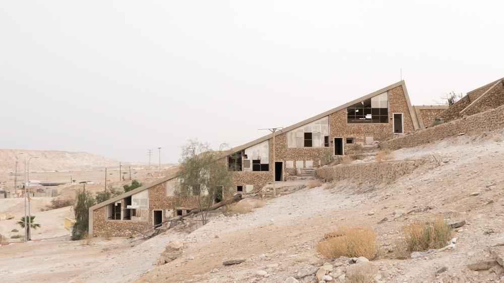 10. Polina Teif_Eulogy_Neve Zohar Bauhaus Abandoned Hostel.jpg