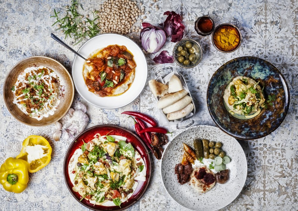 Crossover Cuisine - Distinctive style of Crossover Cuisine combines luscious Mediterranean taste with mesmerizing aroma of Middle East. Balancing on the edge of modern and traditional; exotic and conventional makes it an experience unlike any other.