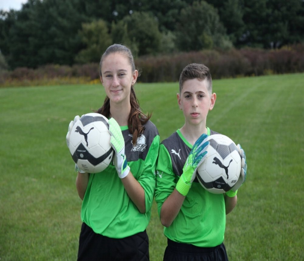 GOALKEEPING (6-15YRS) - CLICK BELOW FOR MORE INFORMATION