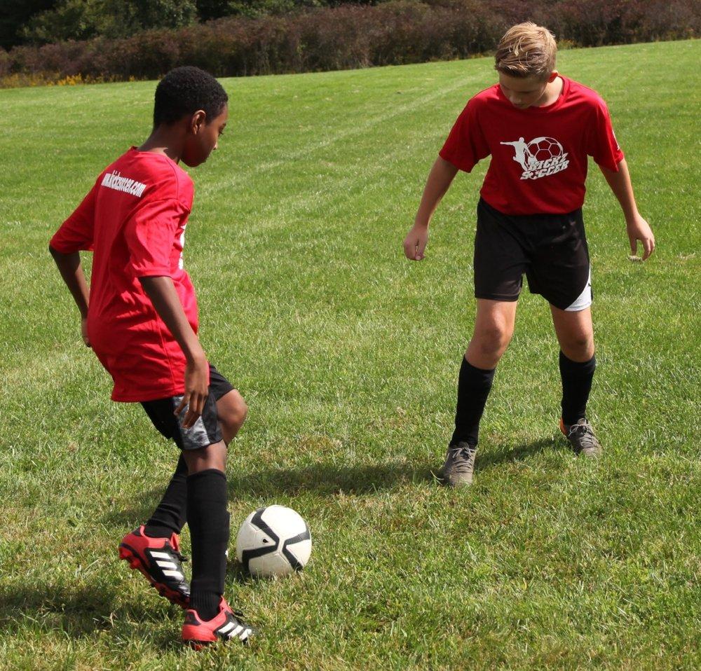 BALL MASTERY + ADDITIONAL PROGRAM -