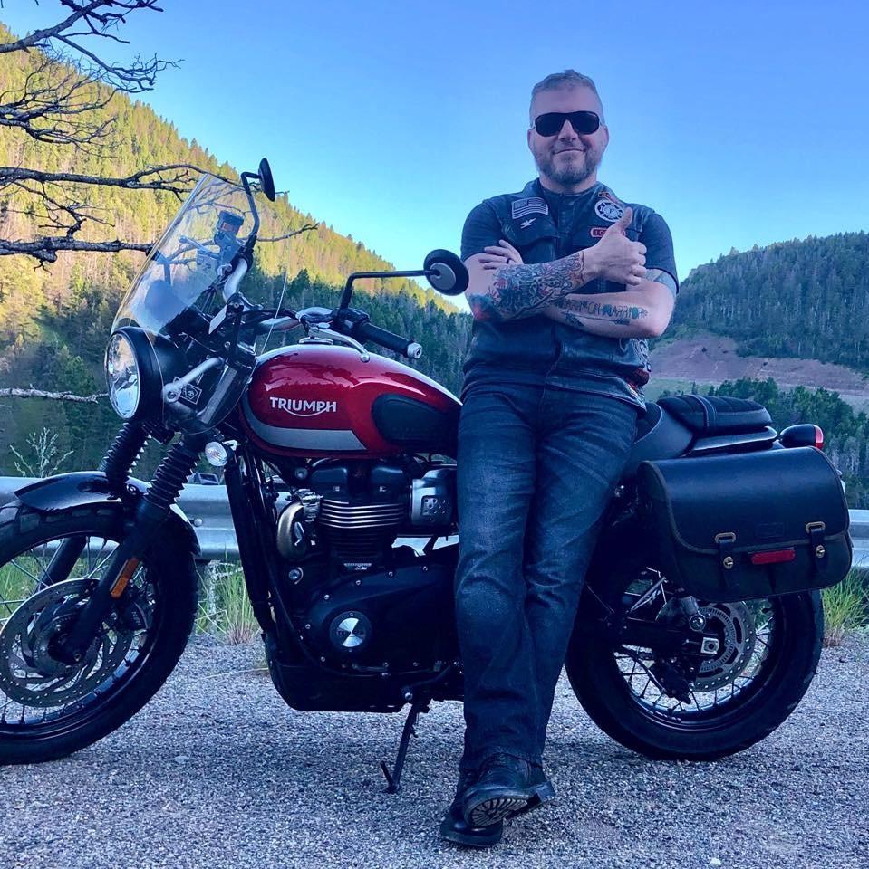 Jason Baker Stage 4 Lung Cancer. Shredding the back roads of Montana
