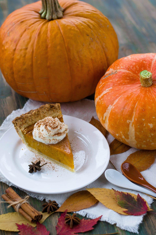 Vegan Pumpkin Pie