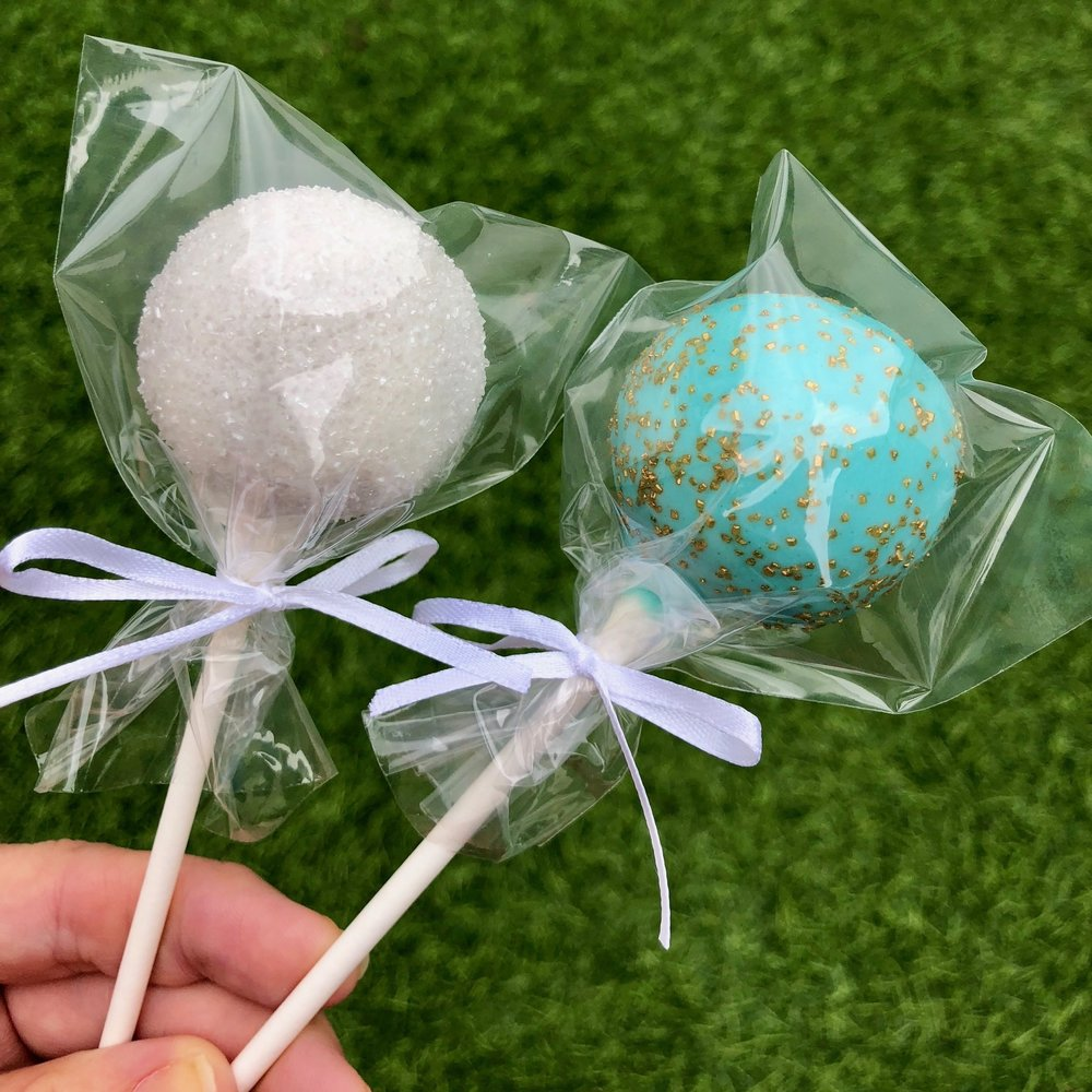 Basic Cake Pops - $8/each24 minimum