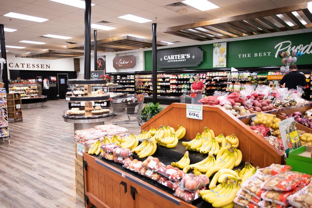 Carter's Supermarket- Livingston, LA