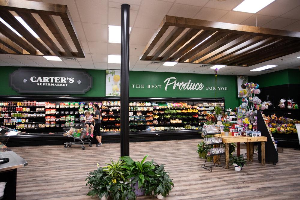 Carter's Supermarket