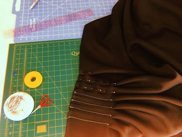 ON THE TABLE: Pleats Please ✂️ Creating Dimension. Immerse yourself in the process.