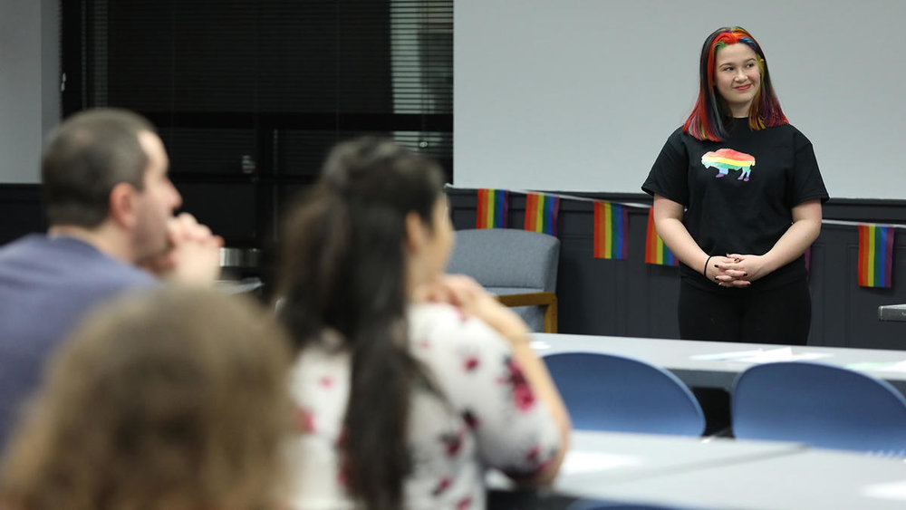 'People are afraid of what they don't understand': 7th-grader is bringing a Pride parade to Buffalo Grove - — Heidi Stevens, Chicago Tribune
