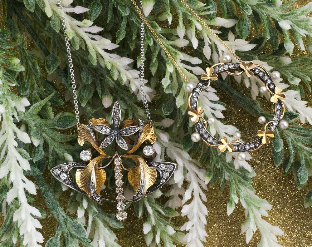 Antique Georgian Necklace