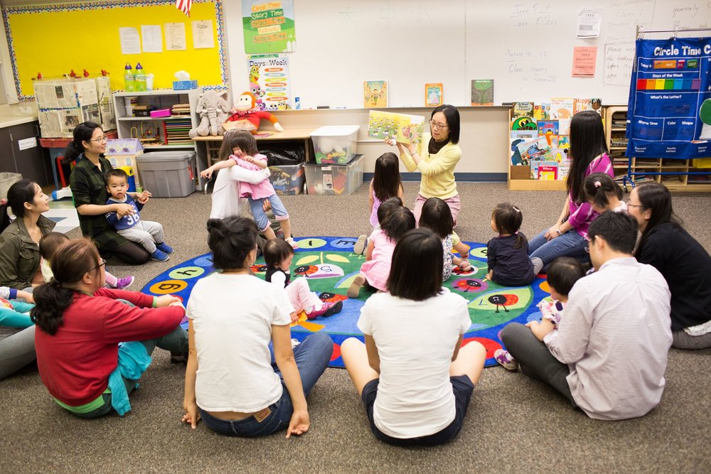 Some child care programs are not required to hold a license. These programs include before and after school child care on school sites, family resource centers, libraries, and drop-in recreation programs.