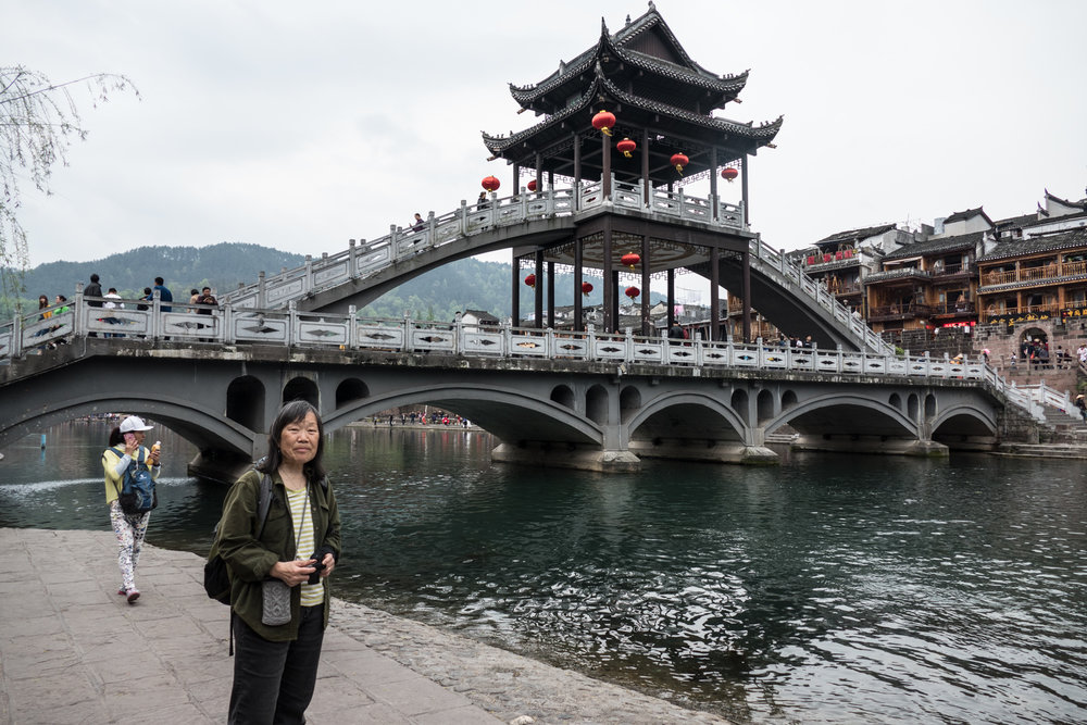 Fenghuang bridge