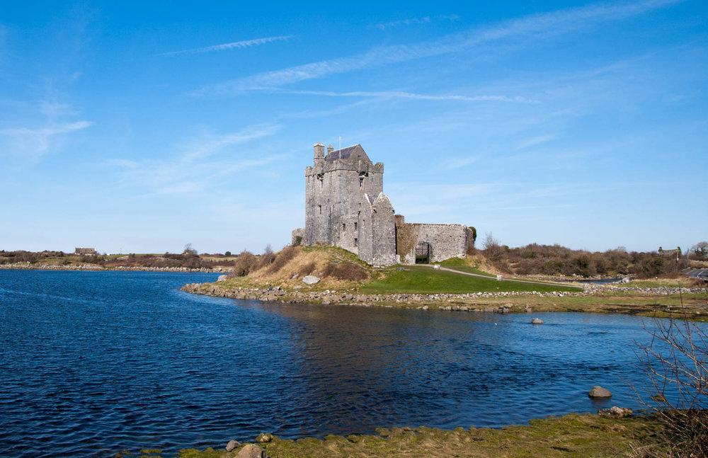 Dungaire Castle, Kinvara Ireland