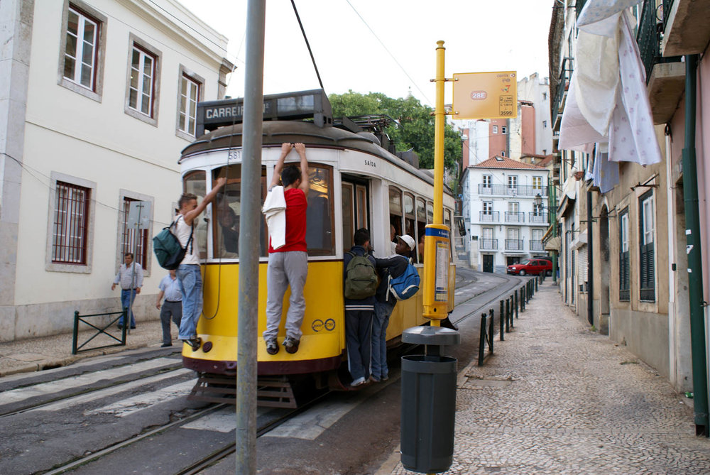 Exploring Lisbon frugally