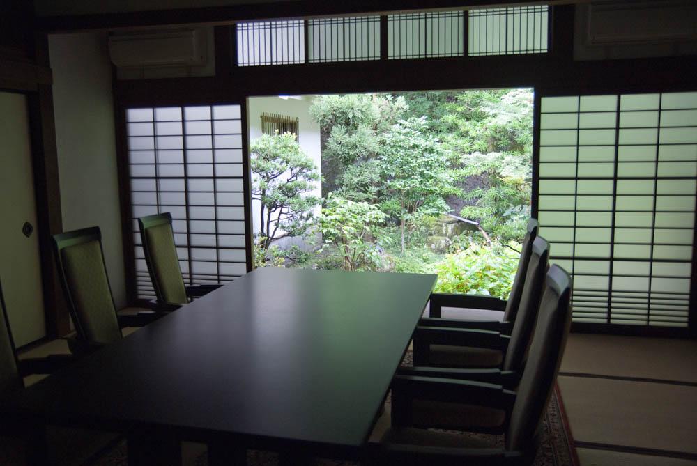In the Nanzen-ji temple complex in Kyoto