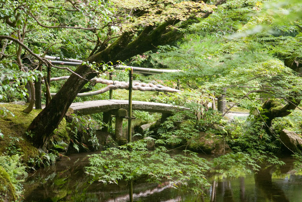 Garden in the Nanzen-ji temple complex