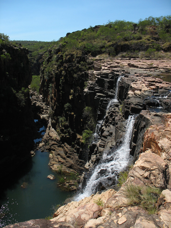 Big Merten's Falls