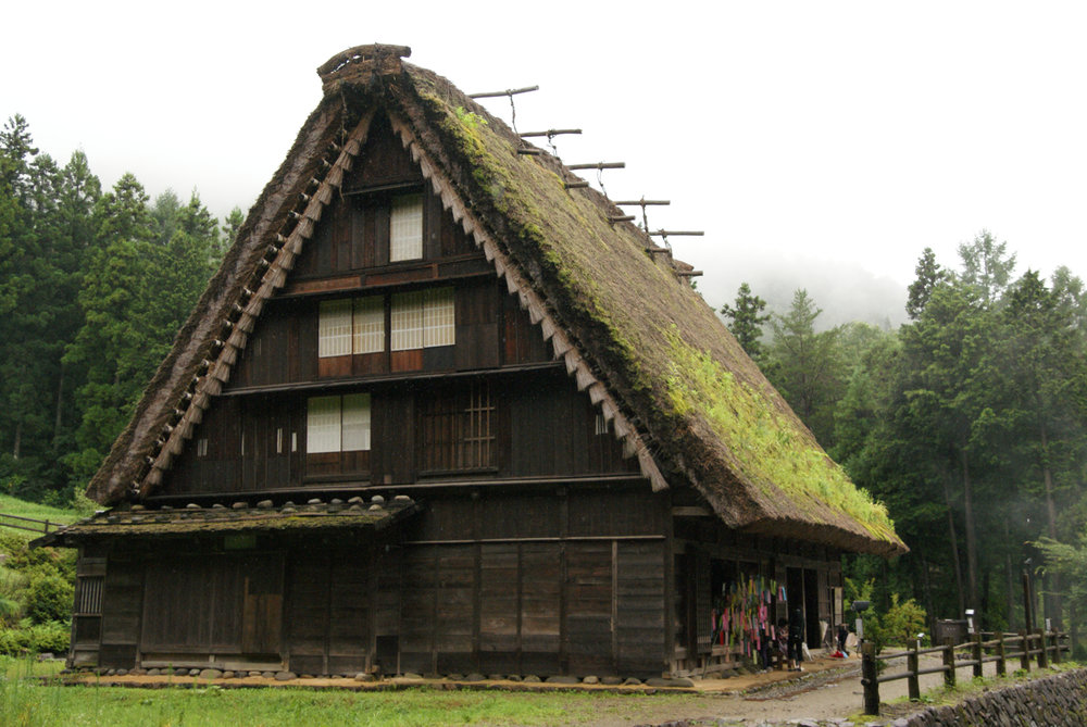 Hida-Takayama Folk Life village