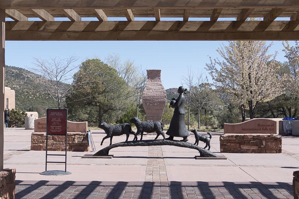 Museum of International Folk Art in Santa Fe