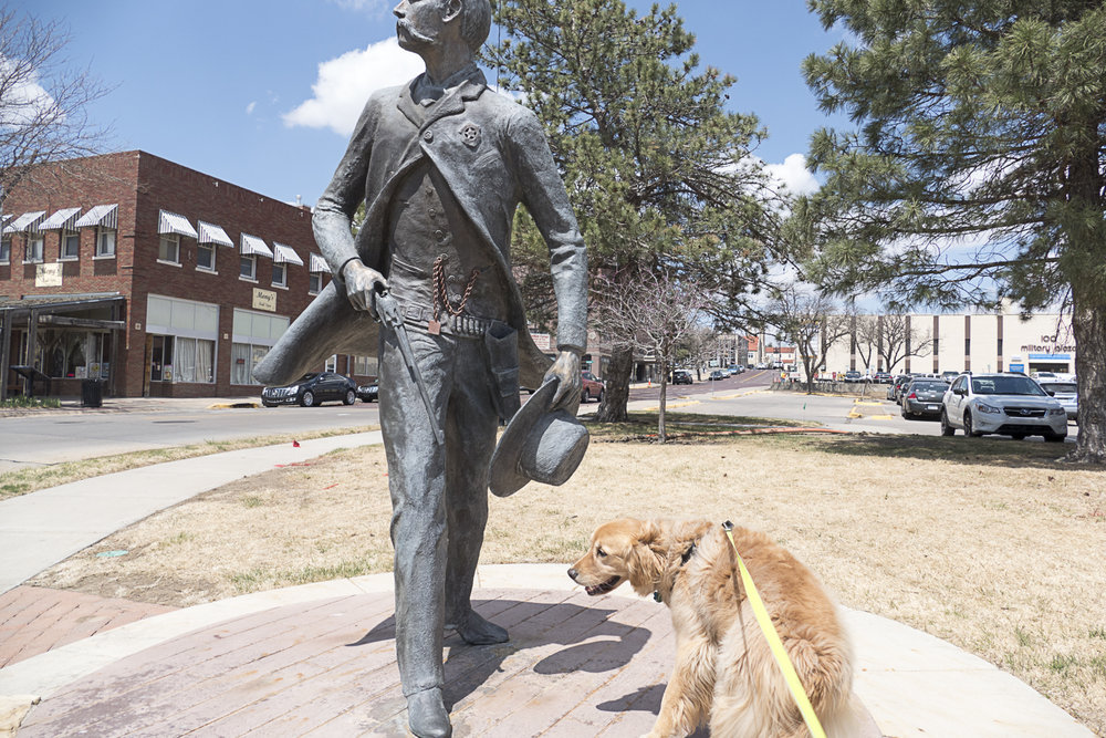 Maple meets Wyatt Earp