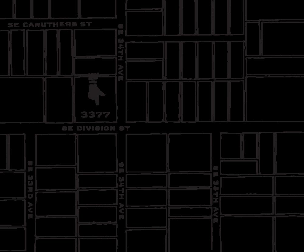 Ava Gene's Map
