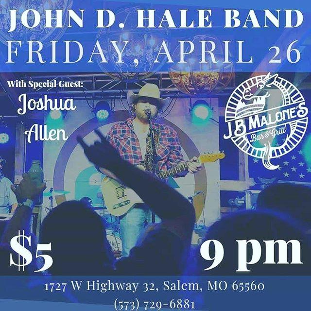 This Friday Salem, MO