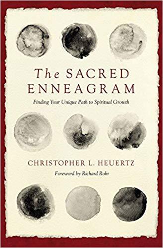 The Sacred Enneagram  by Christopher Heuertz
