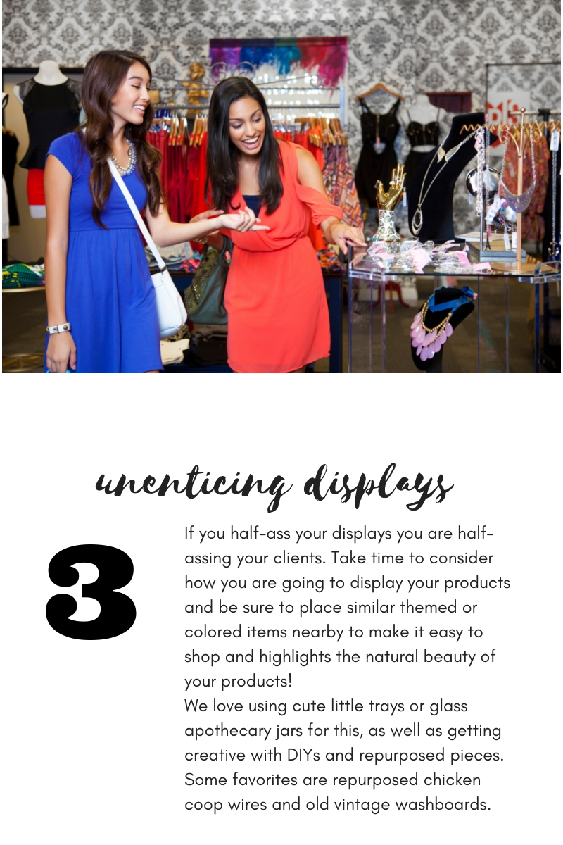 H=Why Your Visual Displays are Hurting Your Retail Store