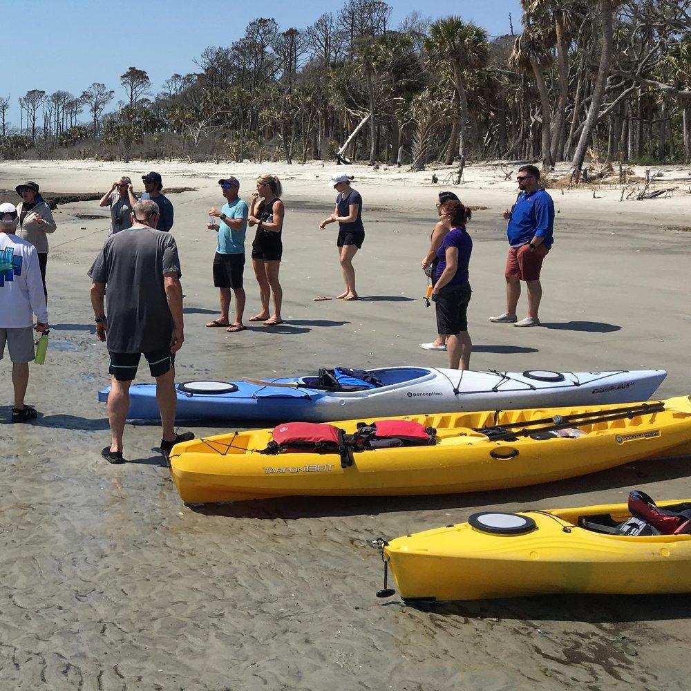 Recreational - • Kayaking• Fishing• Golf• Eco Cruise• Beach Day• Skeet Shooting• Fun Runs