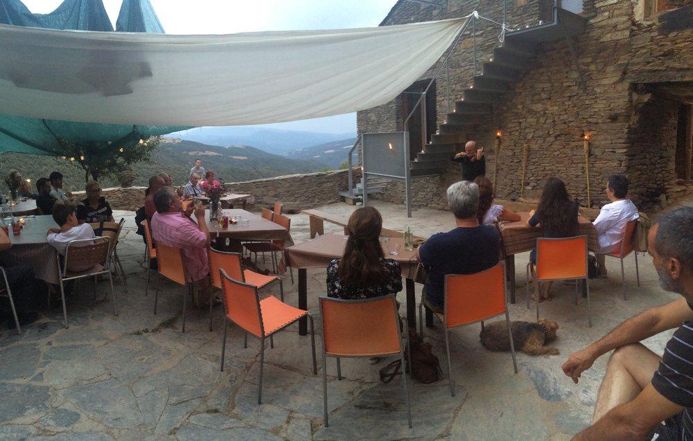 concert violi Evelio