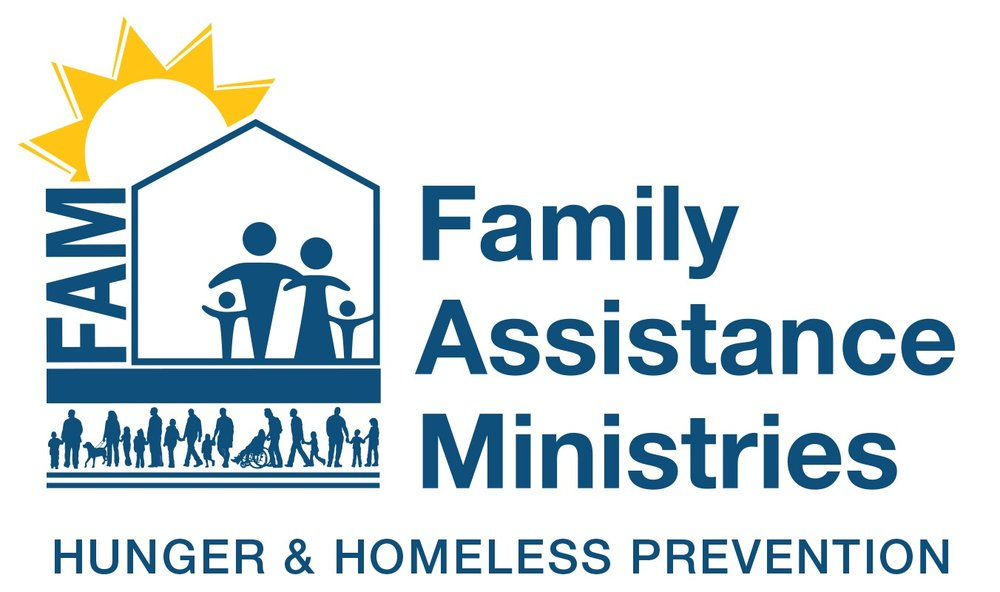 Family Assistance Ministries (FAM) - 1030 Calle Negocio, San Clemente, CA 92673Dana Point, San Clemente, San Juan Capistrano, and County Unincorporated