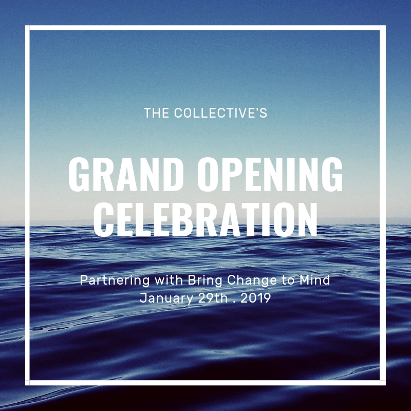 Grand Opening Celebration - NEWPORT BEACH, The Mental Health Collective, Orange County's premier intensive mental health treatment program, is pleased to formally announce their grand opening, today, January 21, 2019 in Newport Beach, CA. A celebration and fundraiser will take place on January 29th, 2019 from 4-7pm. (read more)