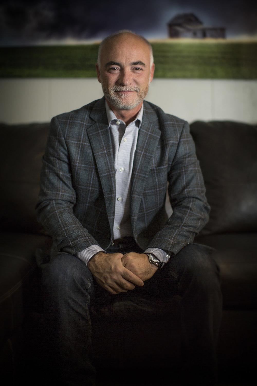 JEFF DANSIE   CEO + Founder
