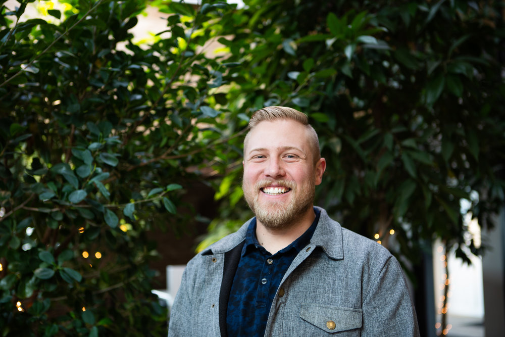 TYLER | Marketing Director & Southern Utah Division Manager