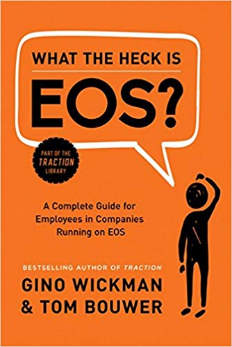 What the Heck is EOS   Gino Wickman & Tom Bouwer