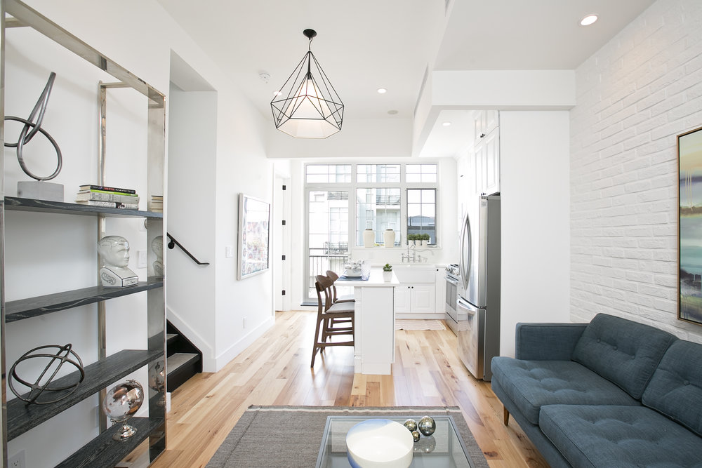 The Duplex penthouse - Welcome home!
