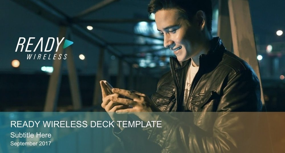 Download presentation template -