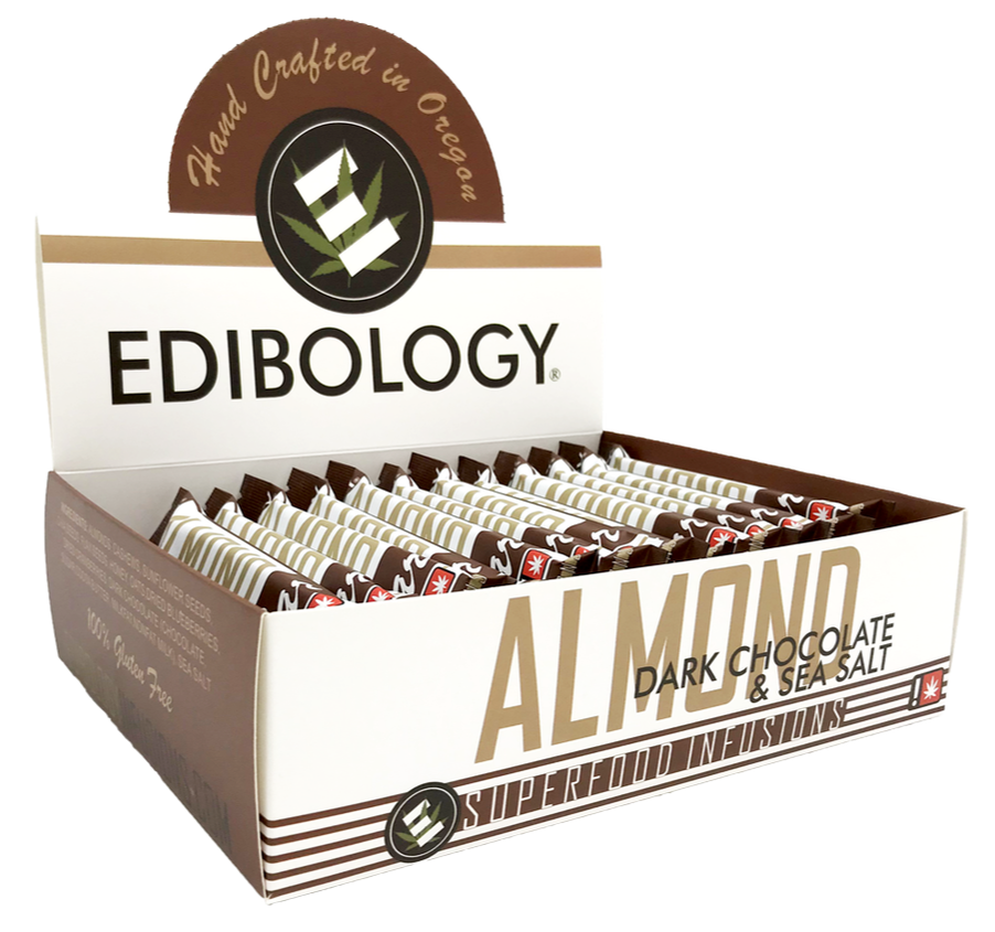 EDIBOLOGY - We make use of many well known superfoods such as almonds, blueberries, coconut flakes, and pecans to name a few. All of which are sweetened naturally with rich golden honey. Our products are high in antioxidants, protein, and fiber making them an ideal snack for refueling during a hike or after a workout.