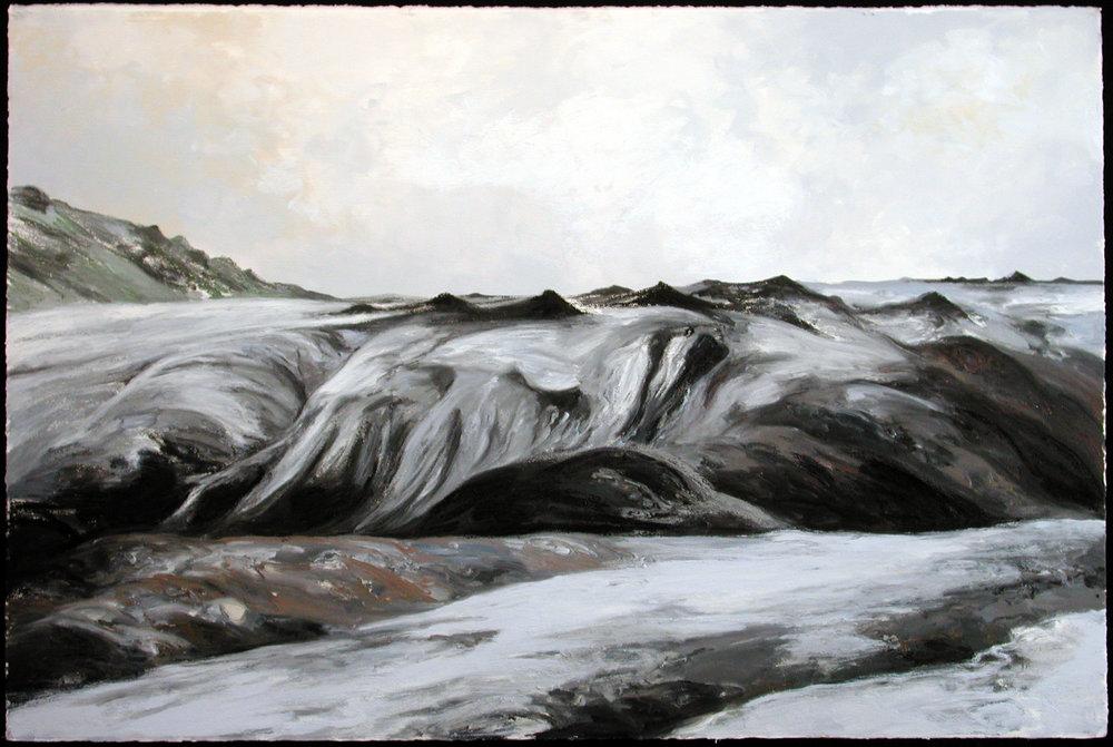 Glacier Study #1