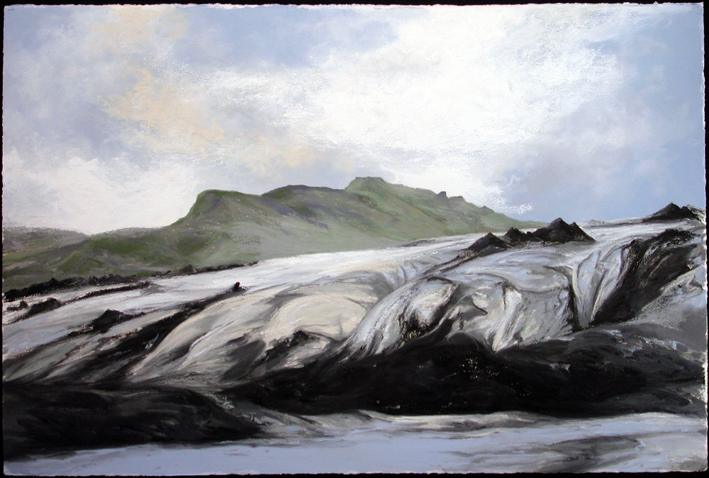 Glacier Study #2