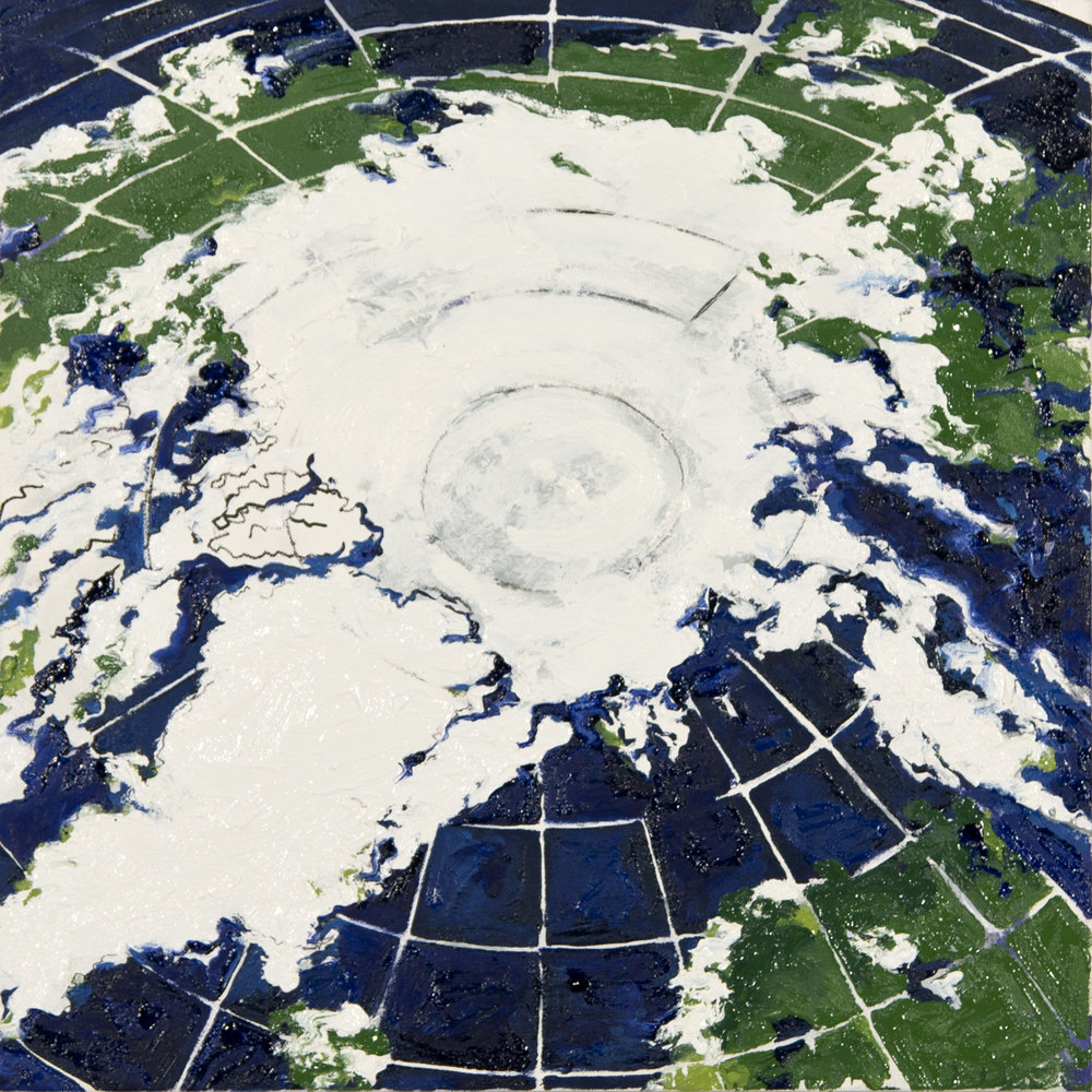 North Pole Map 2007
