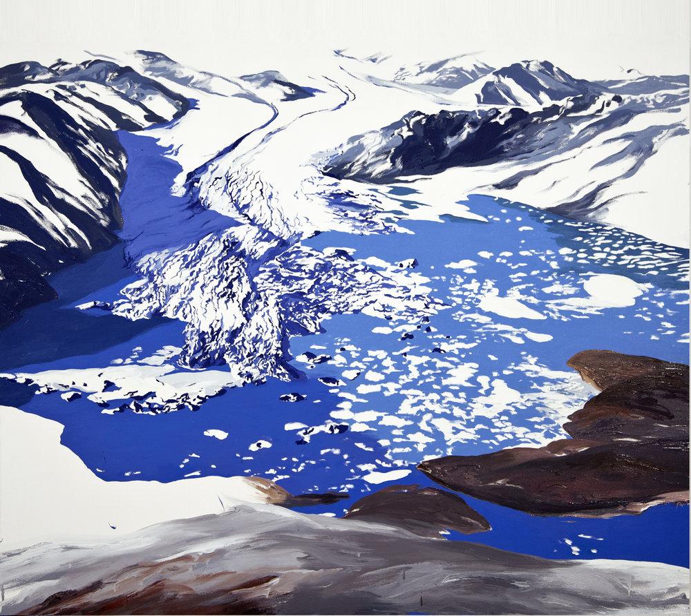 Bear Glacier 2002 USGS