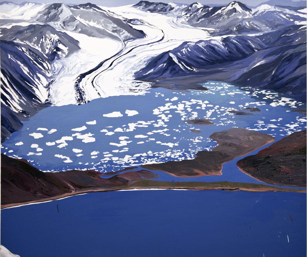 Bear Glacier 2007 USGS