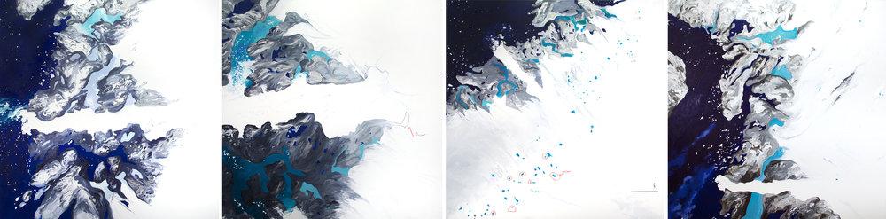 Data: Ilulissat Quartet