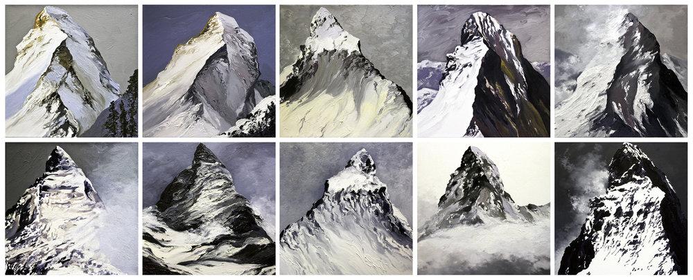 Matterhorn Icon Series 1-8