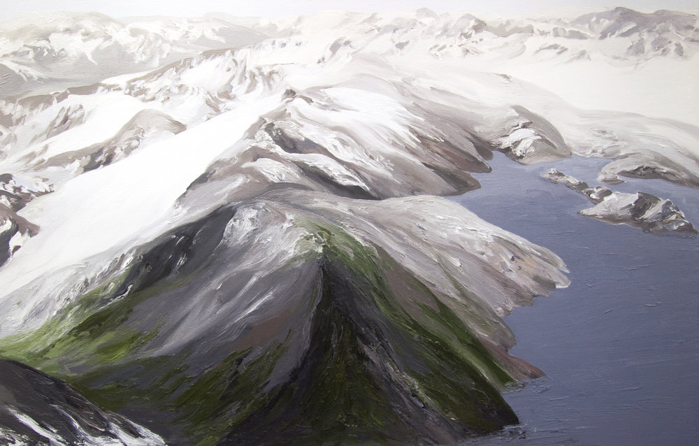 Tebenkof Glacier #2, 2004, after David Arnold