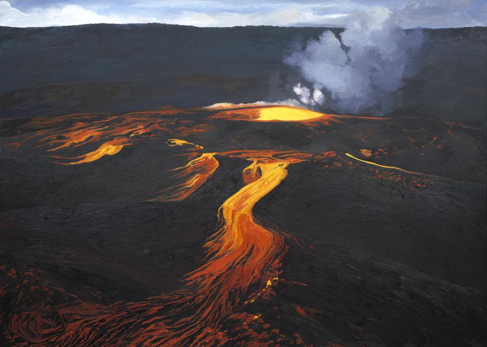 Halema'uma'u Crater (1961) #1