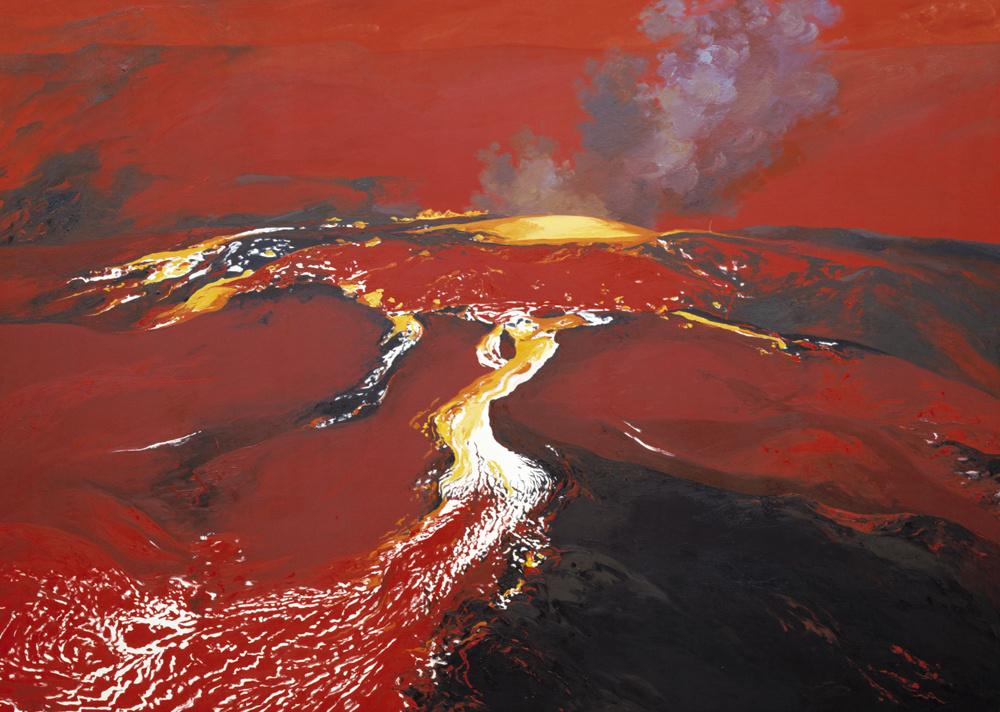 Halema'uma'u Crater (1961) #2