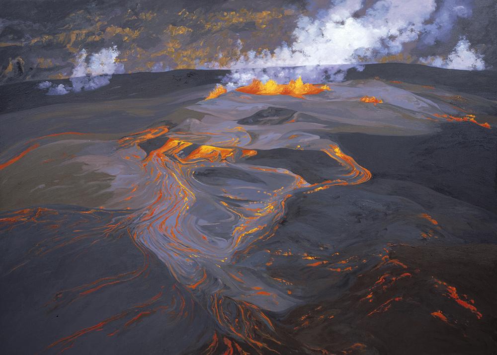 Halema'uma'u Crater (1961) #3