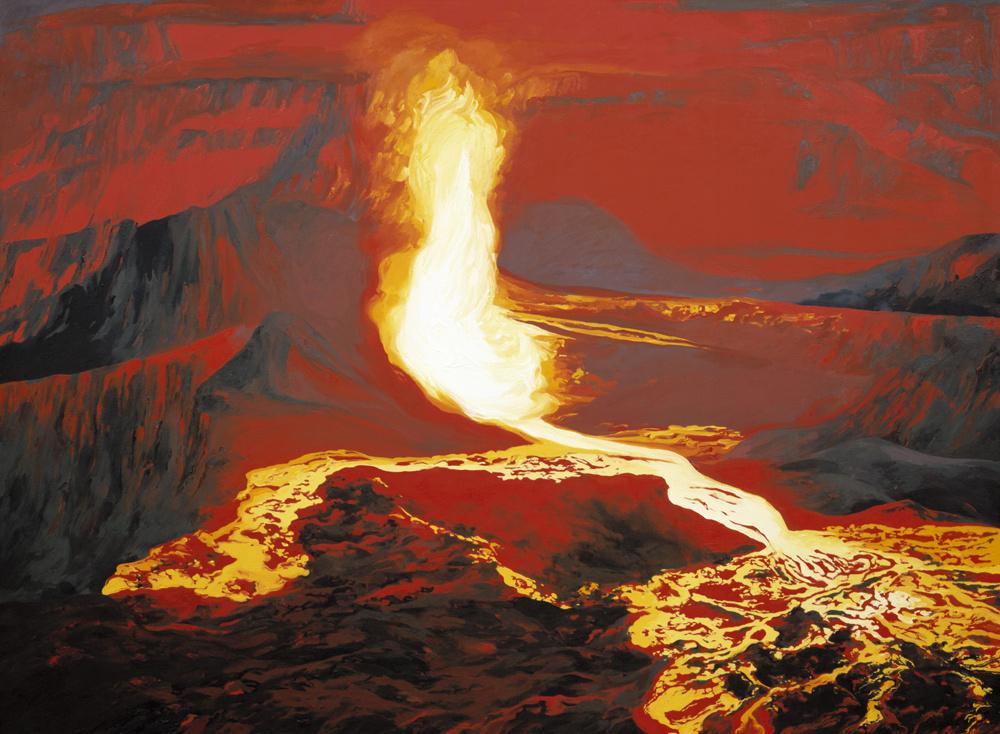Kilauea's Overflow Hawaii (1968) #1